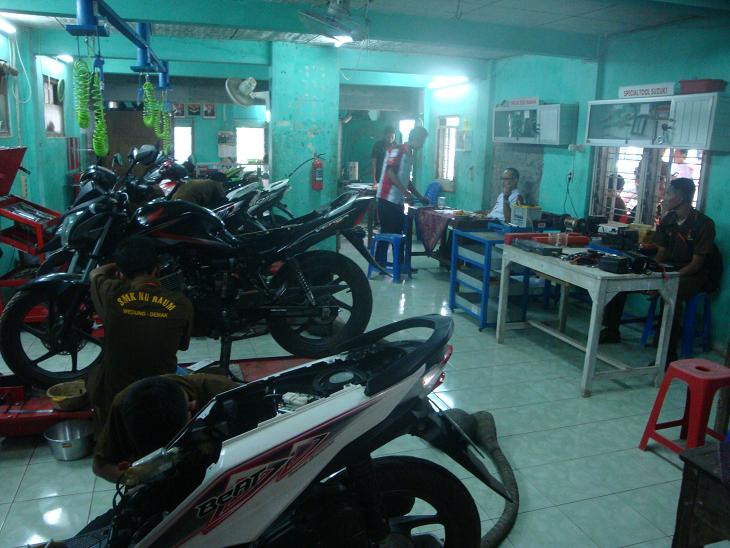 Ruang Bengkel TSM